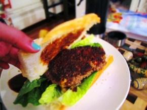 Cook: Reverse BaconCheeseburger