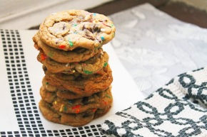 Cook: Salted Celebration Cookies