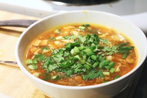 Cook: Hot and Sour Soup