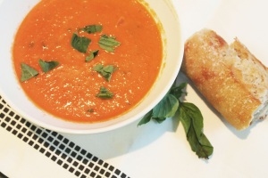 Cook: Delightfully Creamy Tomato Bisque