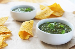 Cook: Hatch Chile Salsa Verde