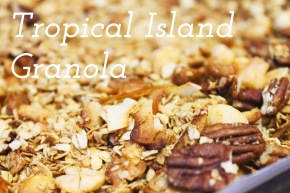 Cook: Tropical Island Granola