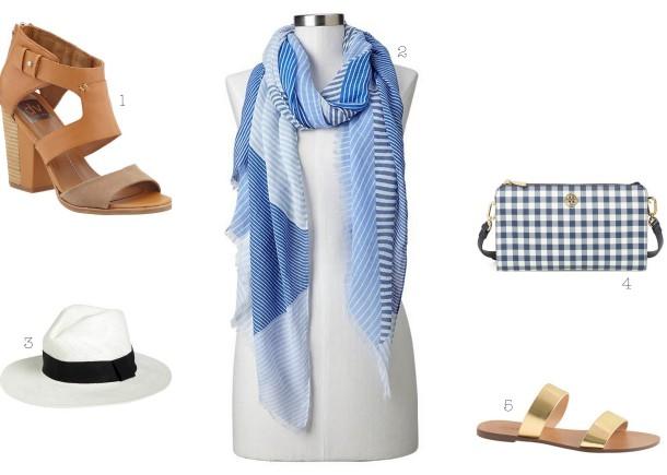 Beach Vacation Wardrobe-accessories