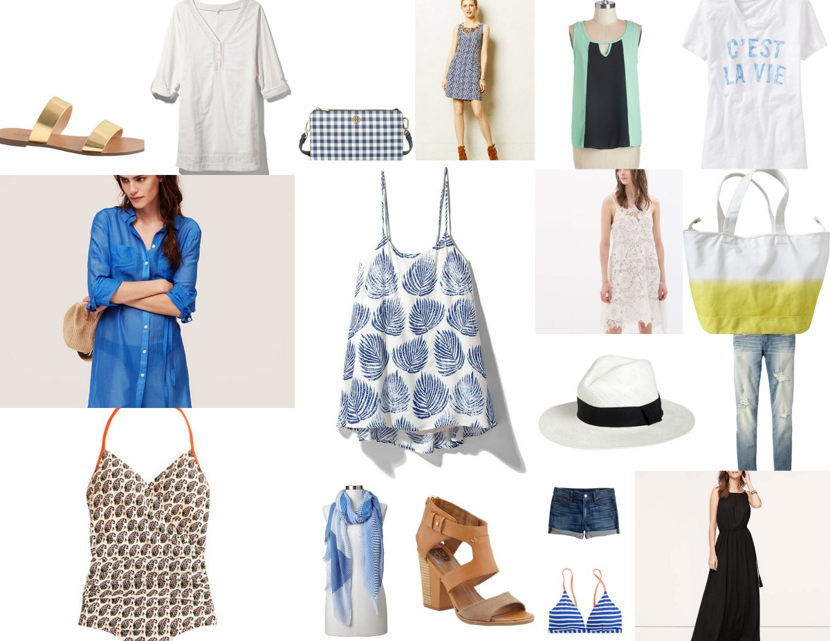 Wear: Packing for a Beach Vacation