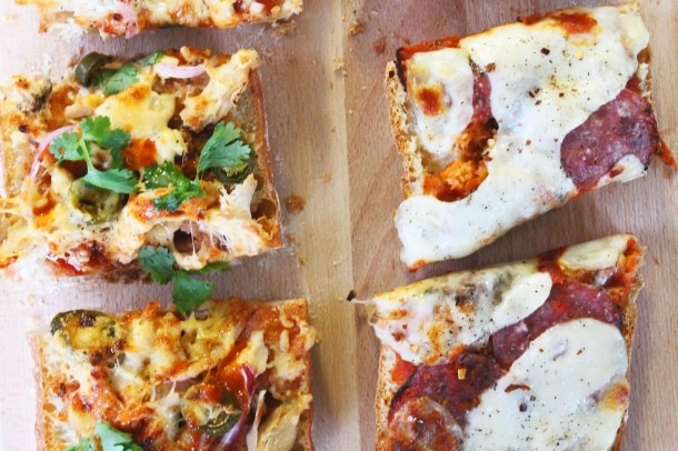 French-Bread-Pizza-2-Ways