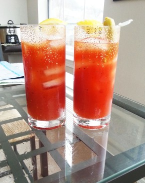 Drink: #FancyDrinkFriday – Spicy Bloody Mary