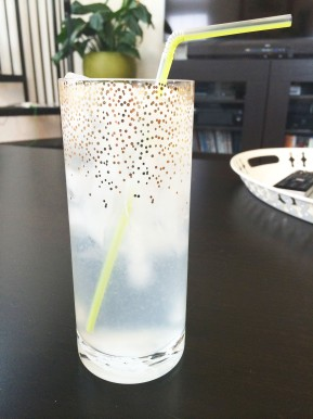 Drink: #FancyDrinkFriday – Kansas City Ice Water