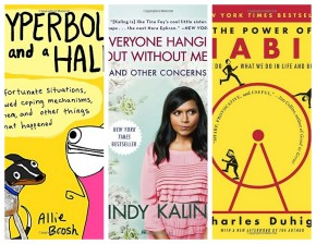 Read: Hyperbole and a Half, Is Everyone Hanging Out Without Me? (And Other Concerns), The Power ofHabit