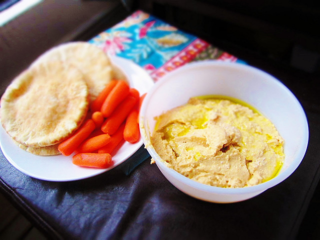 Basic Hummus. Hummus is super easy to make, really delicious, really ...