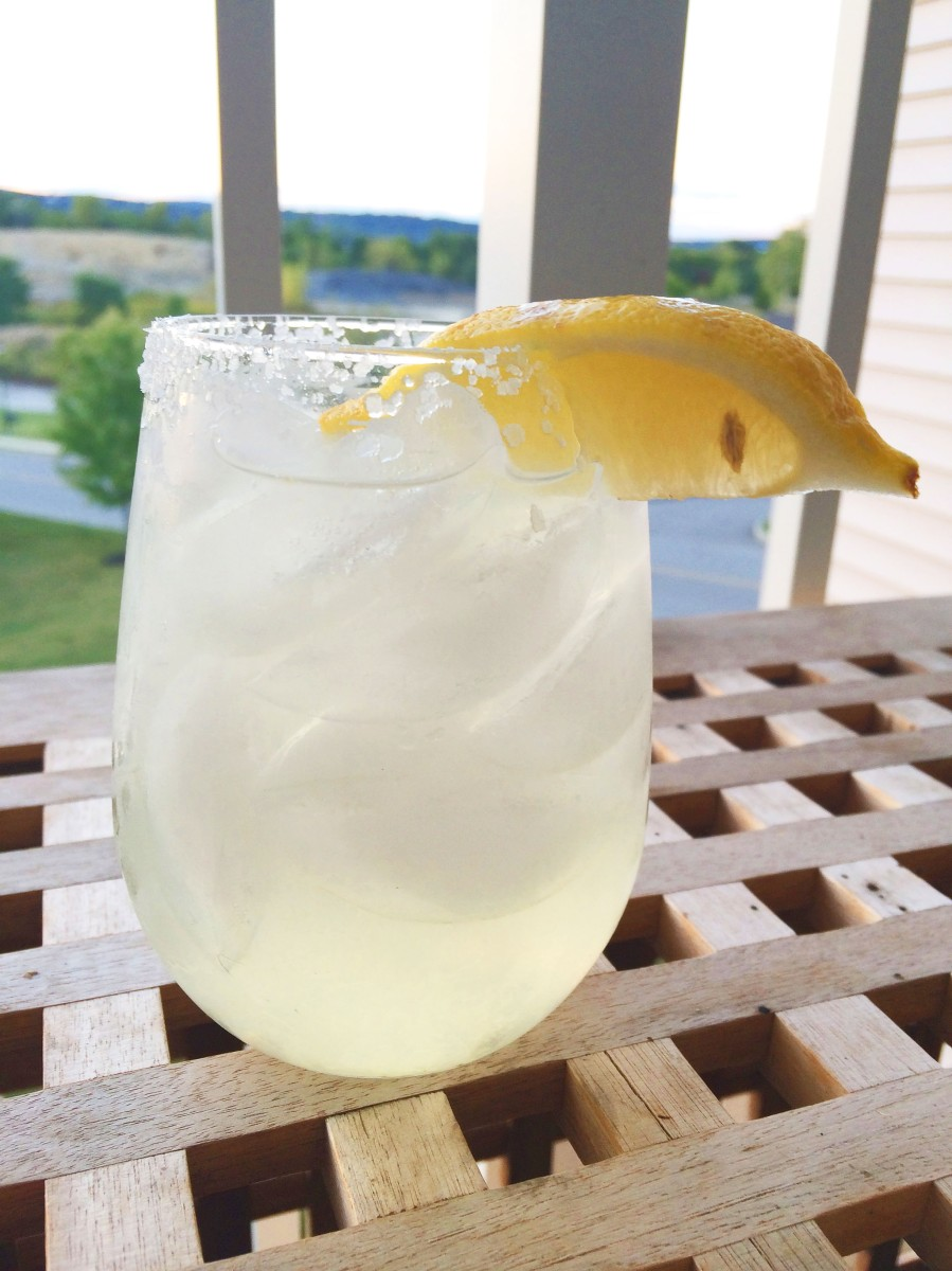 Drink: #FancyDrinkFriday - The Chilton