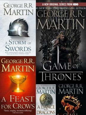 Read: A Song of Ice and Fire Series