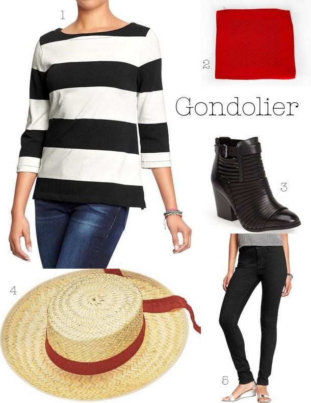 gondolier-costume