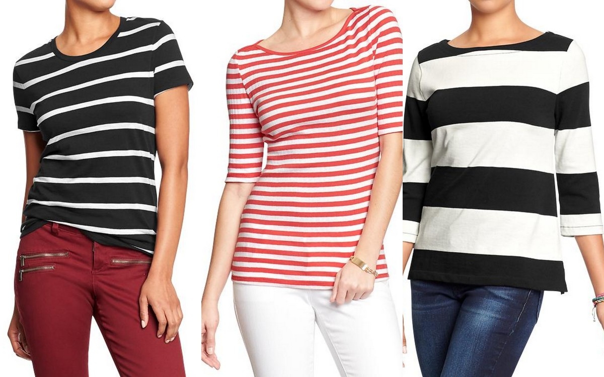 Wear: 3 DIY Halloween Costumes--All You Need is Stripes