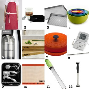 Gift Guide 2014: Cook