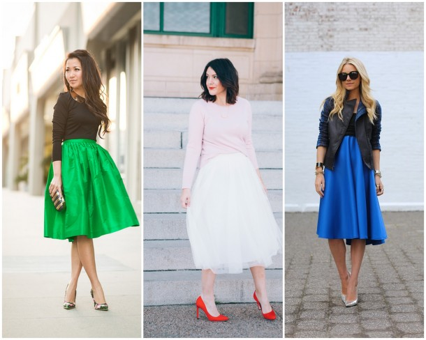 full-skirt-holiday-looks