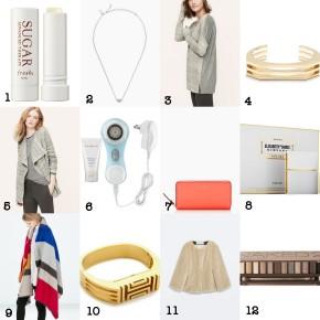 Gift Guide 2014:Wear