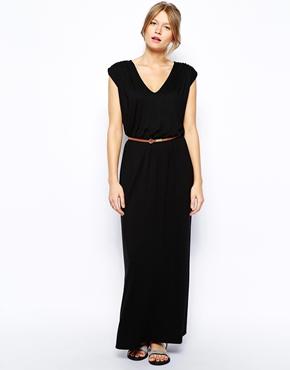 black-maxi-dress