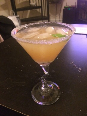 Drink: #FancyDrinkFriday – The Pepper Blossom