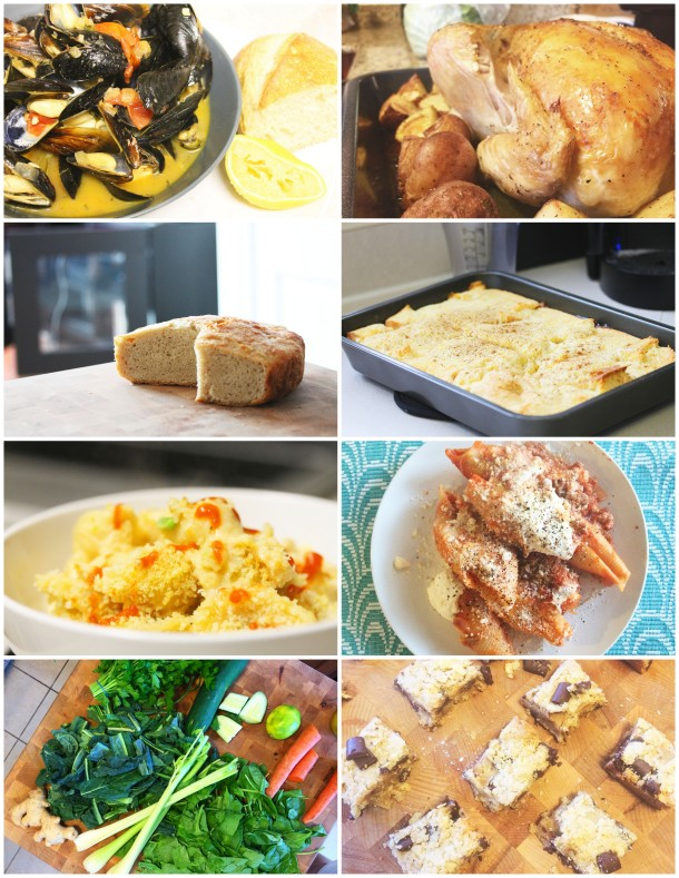 Top 8 Recipes 2014