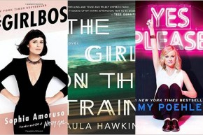 Read: #GirlBoss, The Girl on the Train, YesPlease