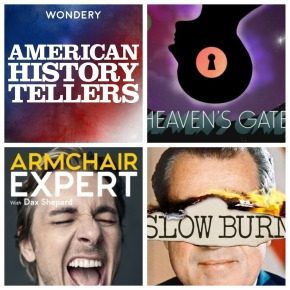My Favorite Podcasts Right Now